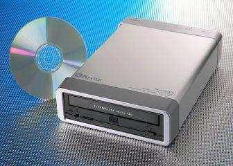 Nagysebességű USB 2.0-ás CD-írót mutatott be a Plextor - PROHARDVER ... b25056b43f