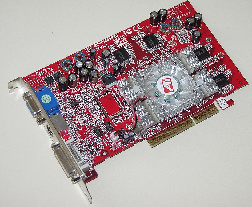 Ati Radeon 9600 Pro 128mb Driver Download