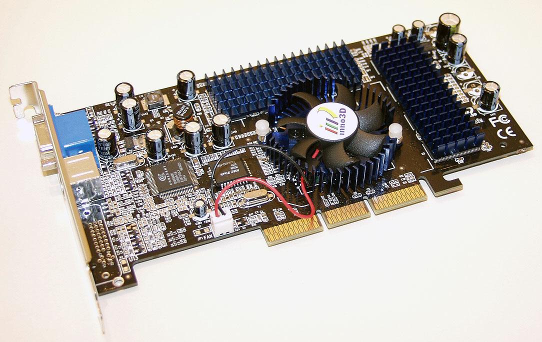 Megateszt: a GeForce3-t�l a Radeon 9600-ig - PROHARDVER ...