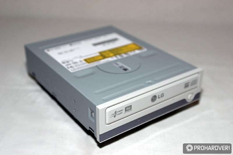 Run a free firmware update for DVDRAM GSA-4081B Burner