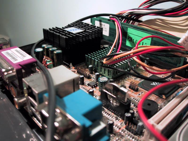 CTS LCD PC - az LCD m�g� b�jtatott sz�m�t�g�p - PROHARDVER! PC ...