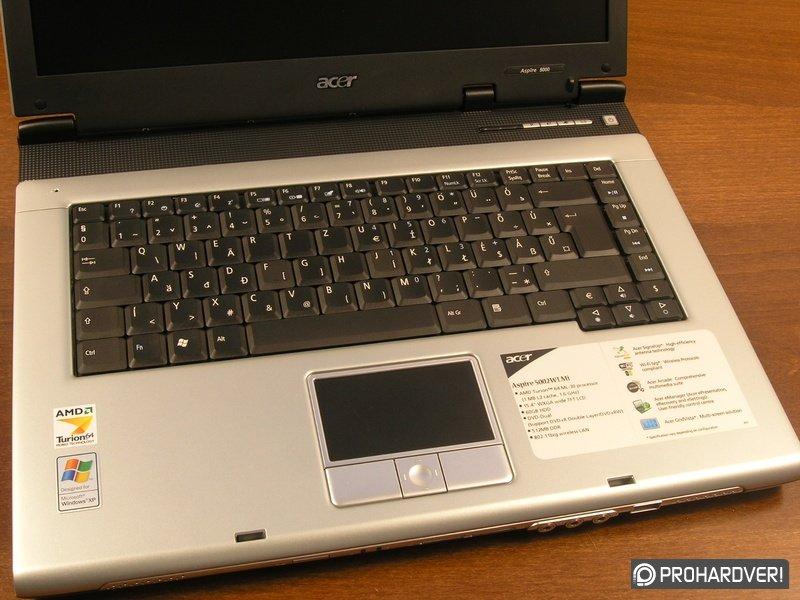 Acer aspire 5002wlmi