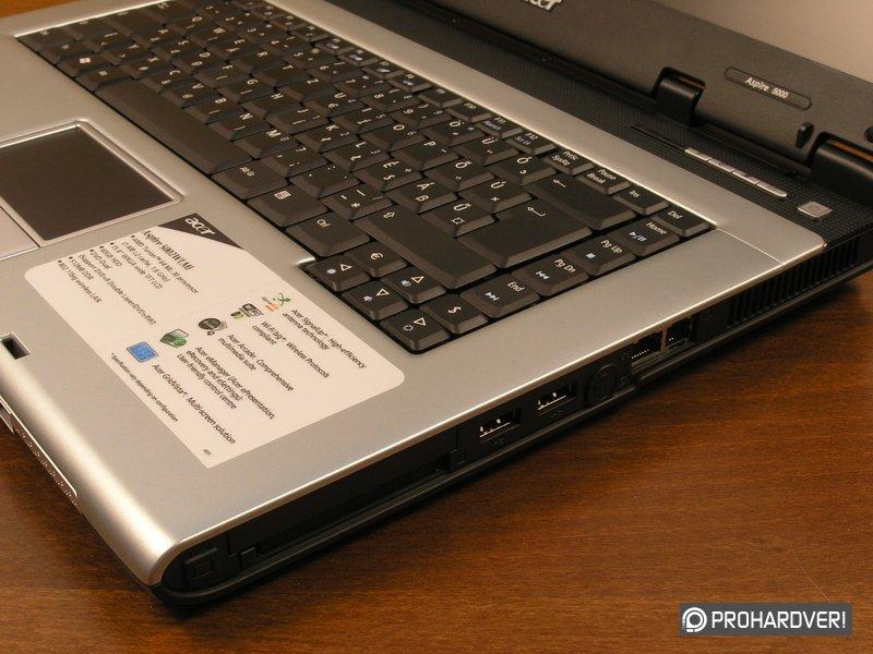 Acer Aspire 5002wlmi drivers windows 7