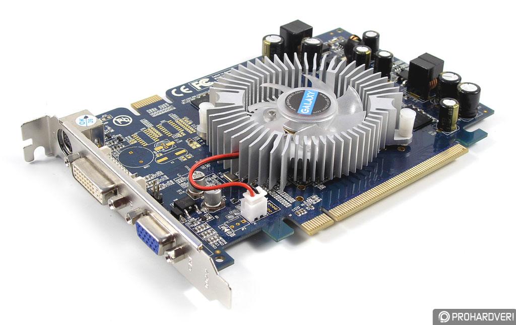 Geforce 7300 gt драйвера скачать