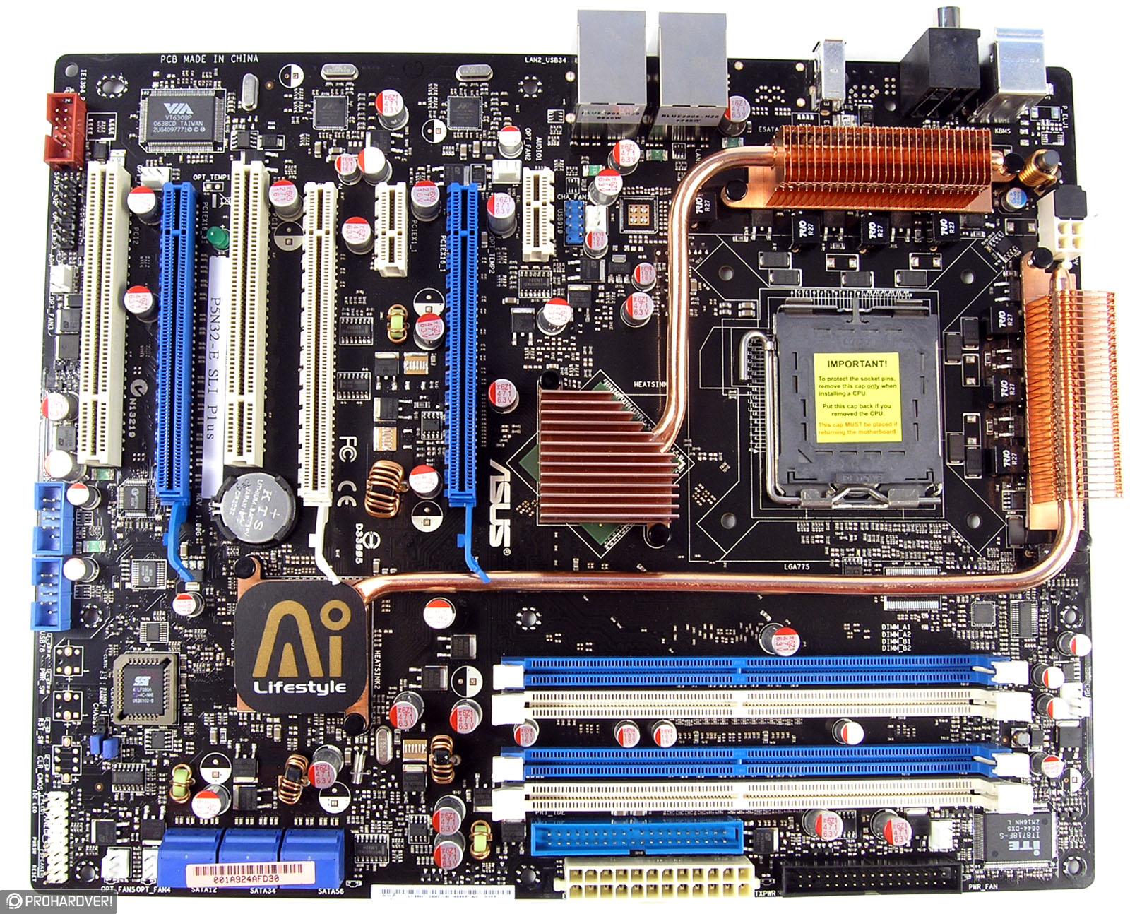 ASUS P5N32-E SLI SOUNDMAX AUDIO 64 BIT DRIVER