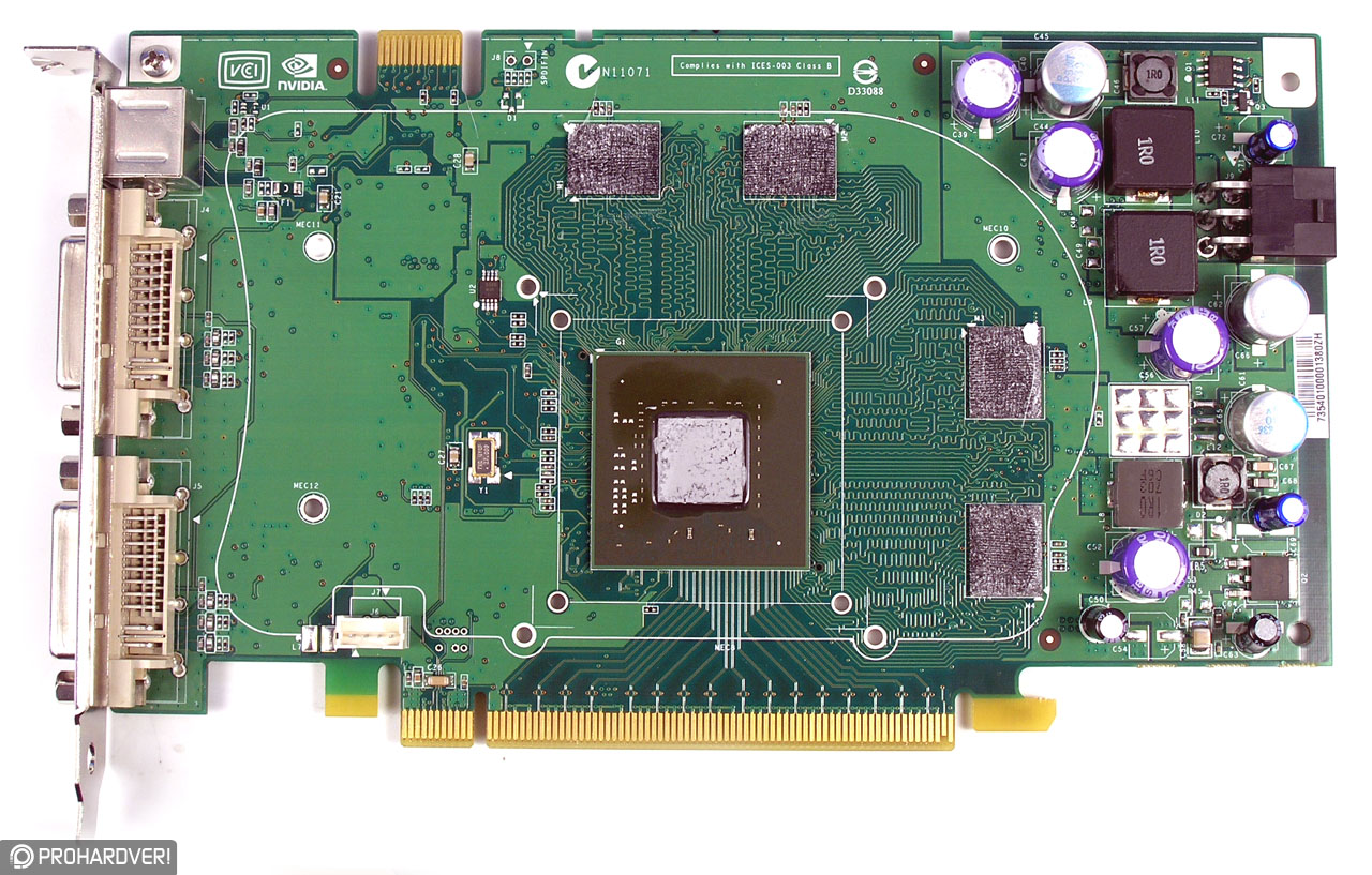 Geforce 8 A Kzpkategriban Prohardver Videokrtya Teszt Vga Pci 256 Mb Ddr2 8400gs 8300gs 8600 Gts