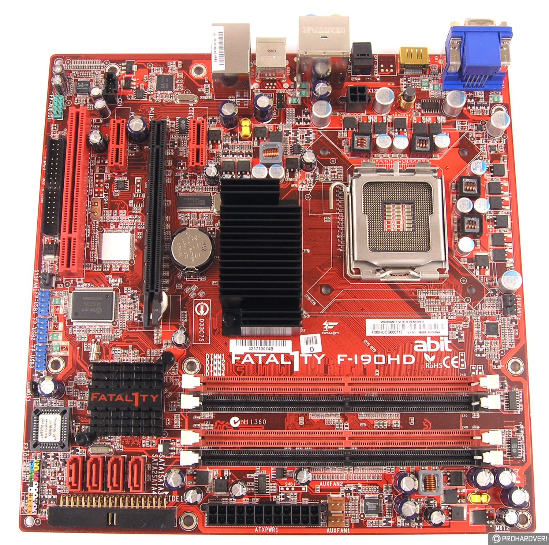 Abit Fatal1ty F-I90HD ATI Radeon Xpress1250 Display Drivers Mac