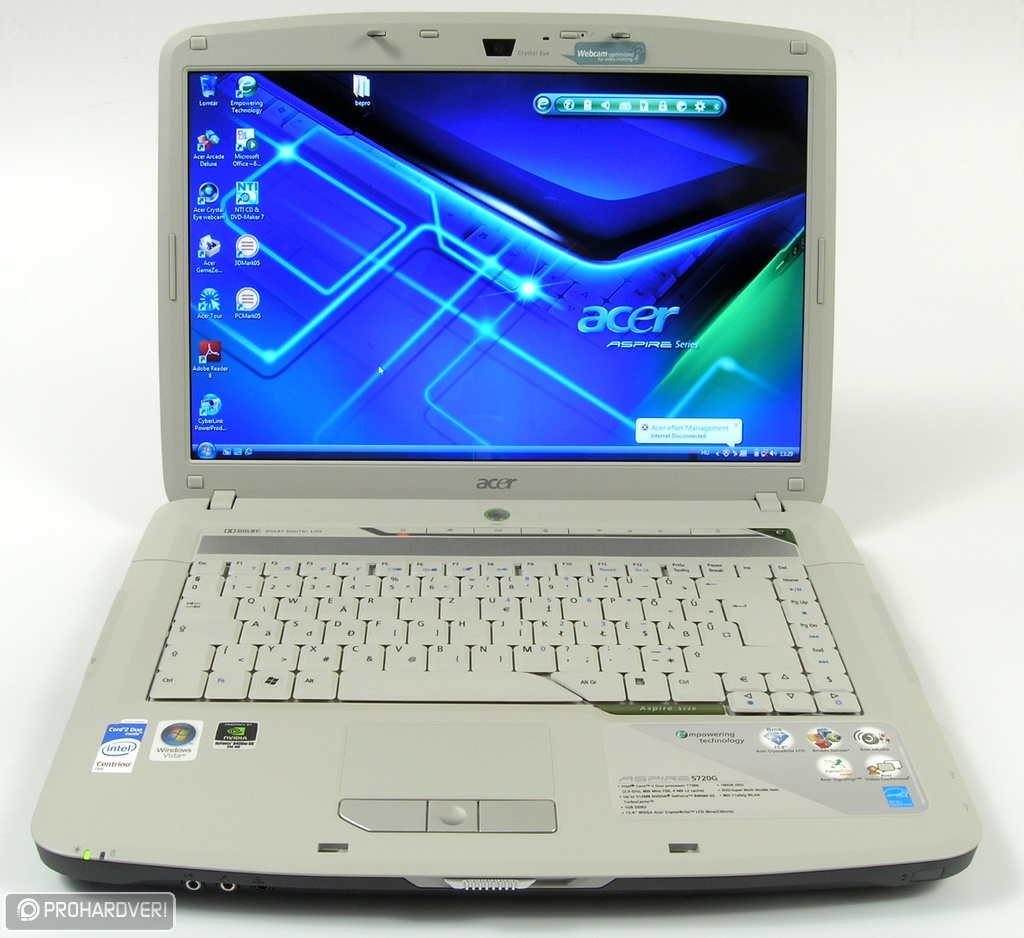 Acer Laptop Drivers model no Icl50
