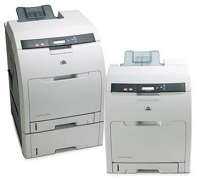 Laserjet cp3505n