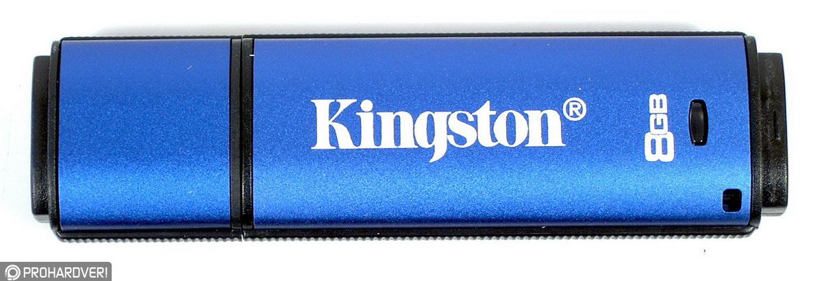 Csatlakoztassa a Kingston-ot