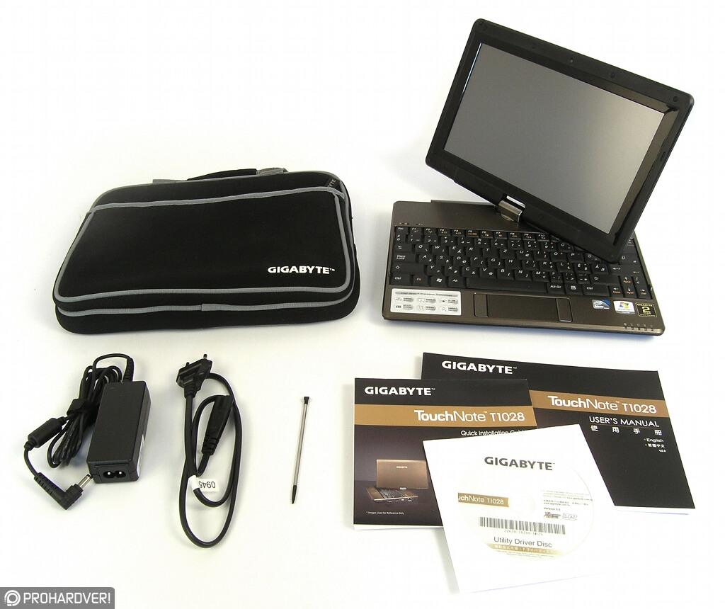 Gigabyte T1028G Notebook WLAN Windows 8 X64