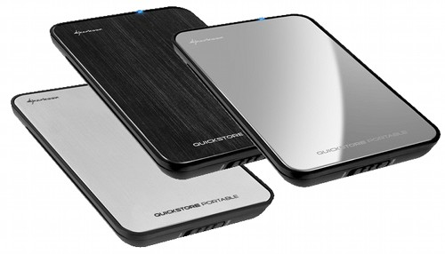 Sharkoon QuickStore Portable USB 3.0 [+]