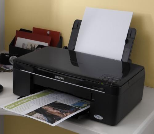для где stylus скачать sx125 принтера драйвер epson