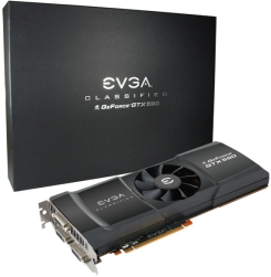EVGA GeForce GTX 590 Classified és Classified Hydro Copper verzió