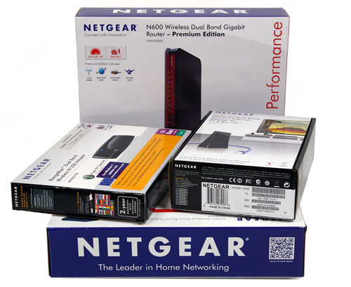 how to set dns on netgar n600