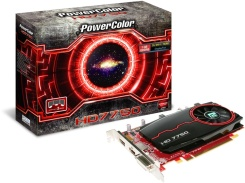 PowerColor Radeon HD 7750 és 7770