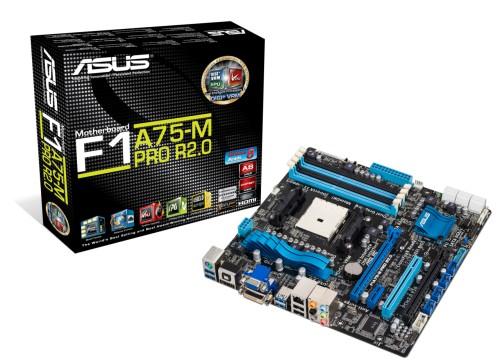 ASUS F1A75-M PRO R2.0