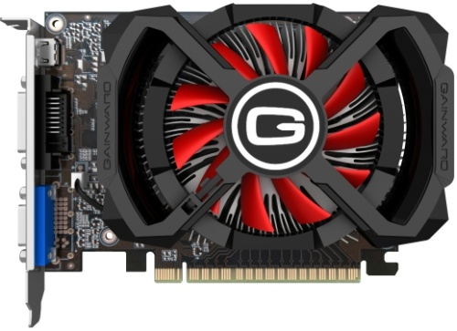 Gainward GeForce GTX 650