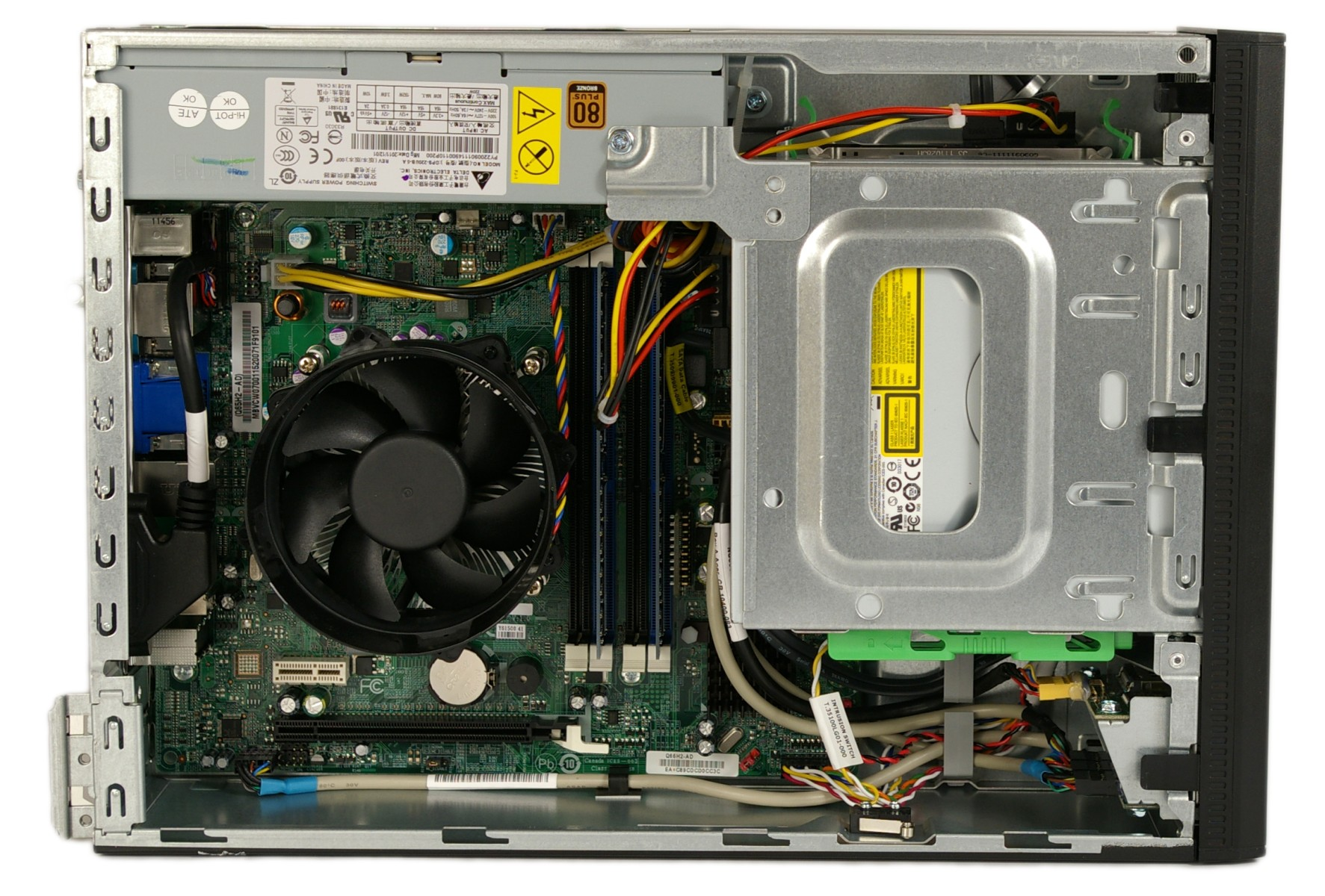 Will this GPU fit into my Acer Veriton? | Tom's Hardware Forum Acer Mcp T Motherboard Wiring Diagram on