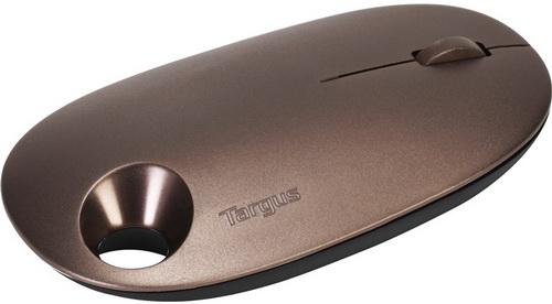 A Targus Ultralife vezeték nélküli egér (AMW064US) formavilága leginkább  egy szappanra vagy egy méretesebb kavicsra emlékeztet 94ffcef9a0