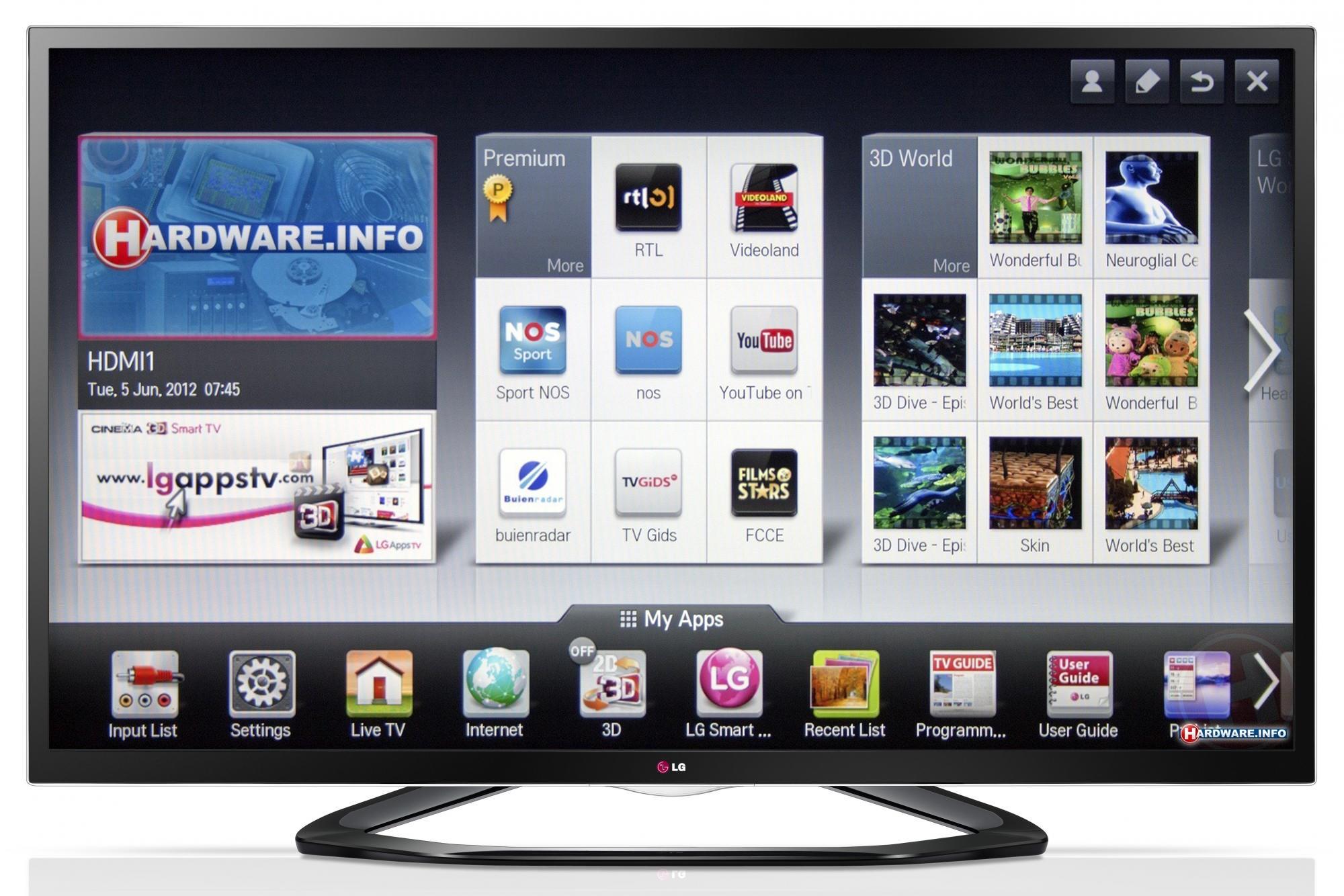 A két darab 10 wattos maximális kimeneti teljesítményű hangsugárzóval  felszerelt televízió természetesen módot ad a különféle internetes  alkalmazások ... d16c32542b