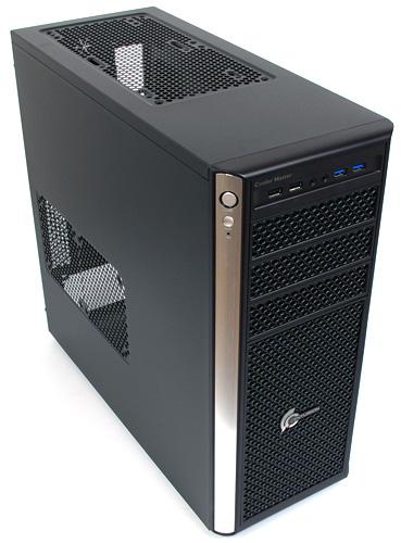 csúcs számítógépház (Centurion 6) normál áron
