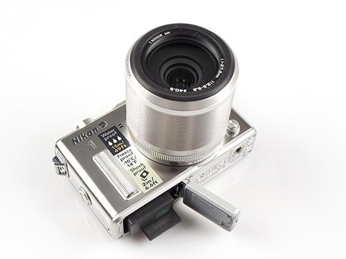 Nikon 1 AW1 teszt első kézből