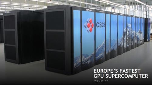 2013 - így változott a szuperszámítógépek rangsora