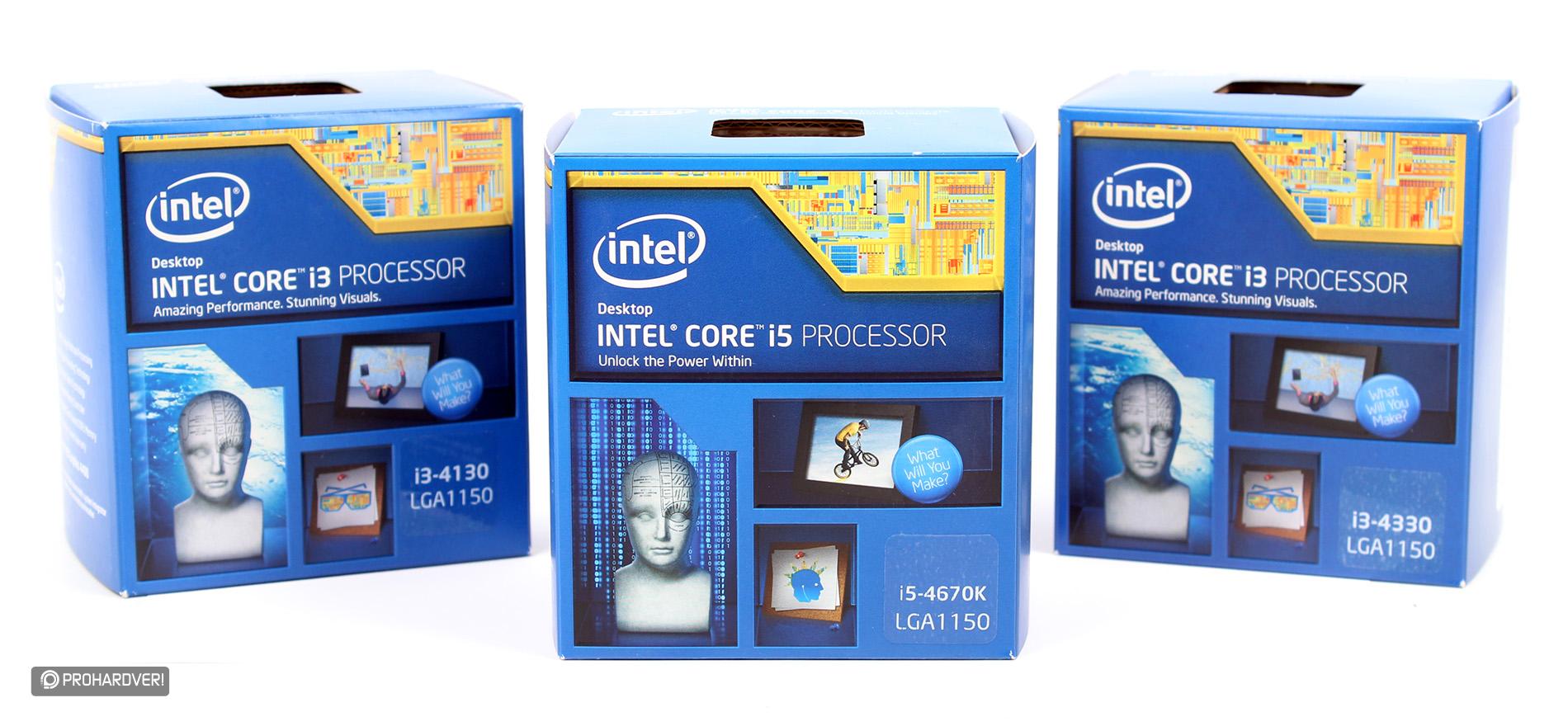 Intel Core I3 S I5 Cpu K Haswell Alapokon Prohardver Processzor Processor 4130 Az Legjabb Fejlesztse X86 Os Teljestmnyben Alkalmazstl Fggen Nagyjbl 5 20 Elrelpst Mutatott Ivy Bridge Hez Kpest