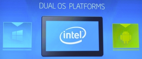 A Dual OS-re koncentrál az Intel - de mi is az?