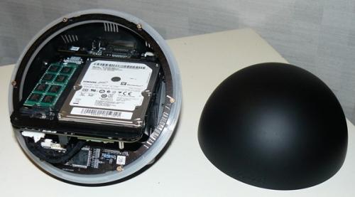(videó) Különleges gömböc PC a Zotac-tól