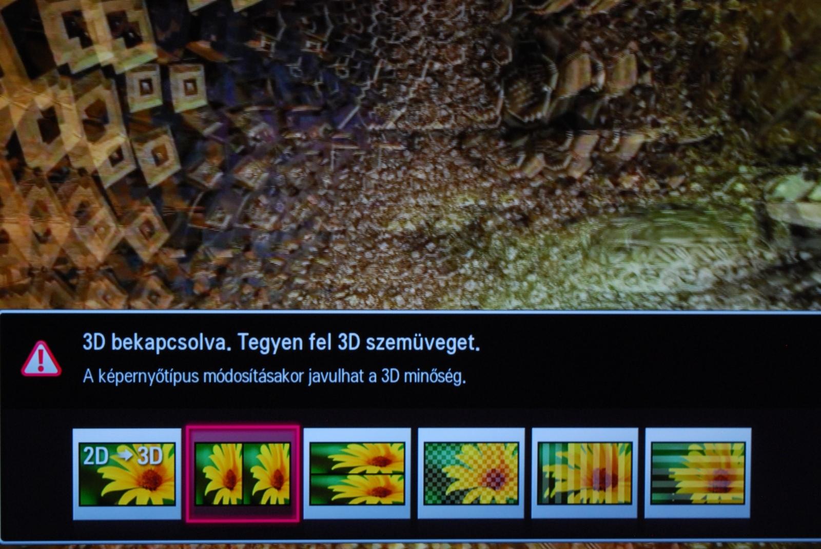 Felsőkategória elérhető áron  LG 47LA740S 3D tv - PROHARDVER! TV ... 393733f43b