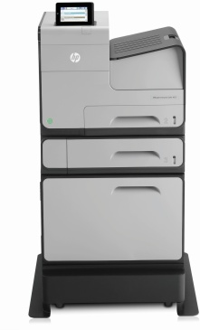 HP Officejet Enterprise Color X555 extra kiegészítőkkel
