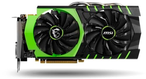 MSI GeForce GTX 970 GAMING 100 Million Edition