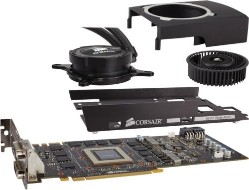 Hydro Series HG10 N780 GPU Cooling Bracket