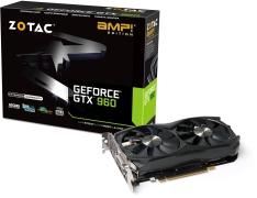 Zotac GeForce GTX 960 alap és AMP! Edition