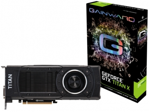 Gainward GeForce GTX Titan X