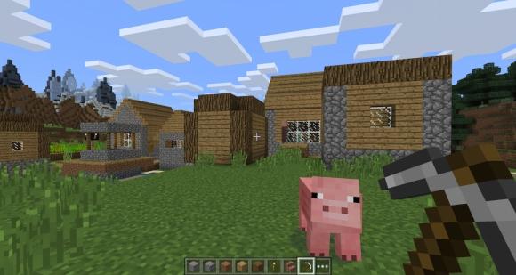 A Minecraft lesz a Windows 10 aknakeresője