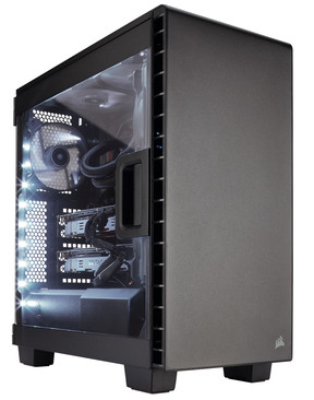 Corsair Carbide 400C és Carbide 400Q