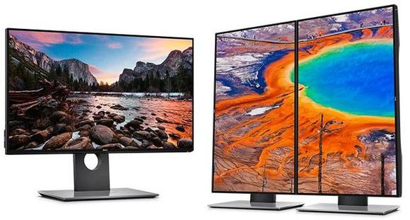 "Dell UltraSharp U2417H ""Infinity Edge"""