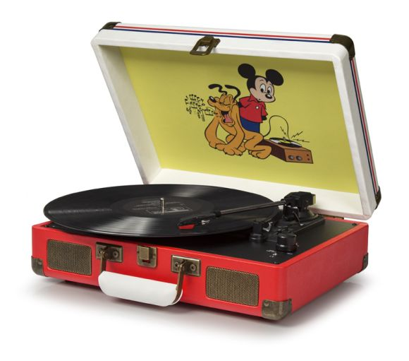Crosley Radio Cruiser Disney