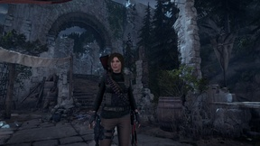 Rise of the Tomb Raider HBAO+ és VXAO