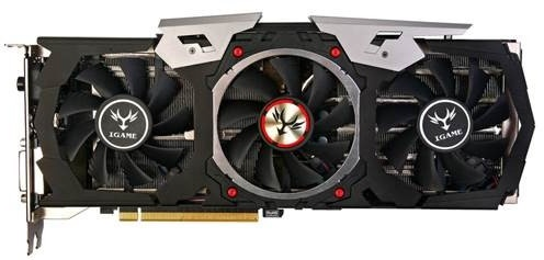 Colorful GeForce GTX 1080 iGame X-TOP