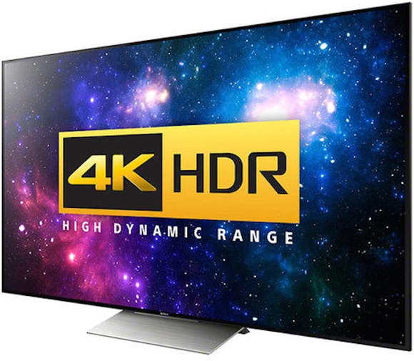 Sony ZD9 HDR tv