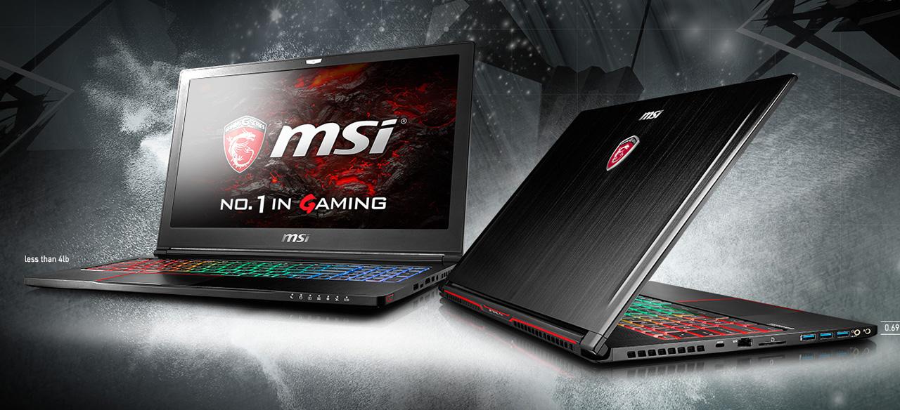 MSI GT62VR Gamer laptop | Alza.hu