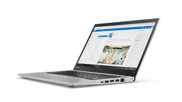 Lenovo ThinkPad T470s - ezüstben!