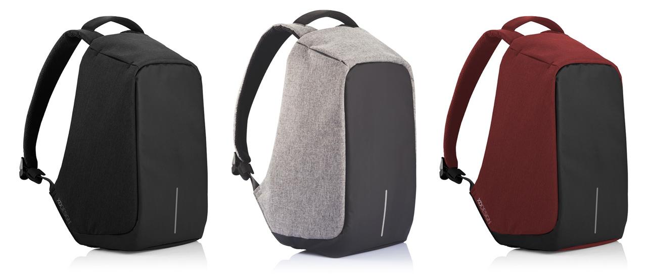 Mai tesztalanyunk egy lopásbiztos hátizsák 60161c645d