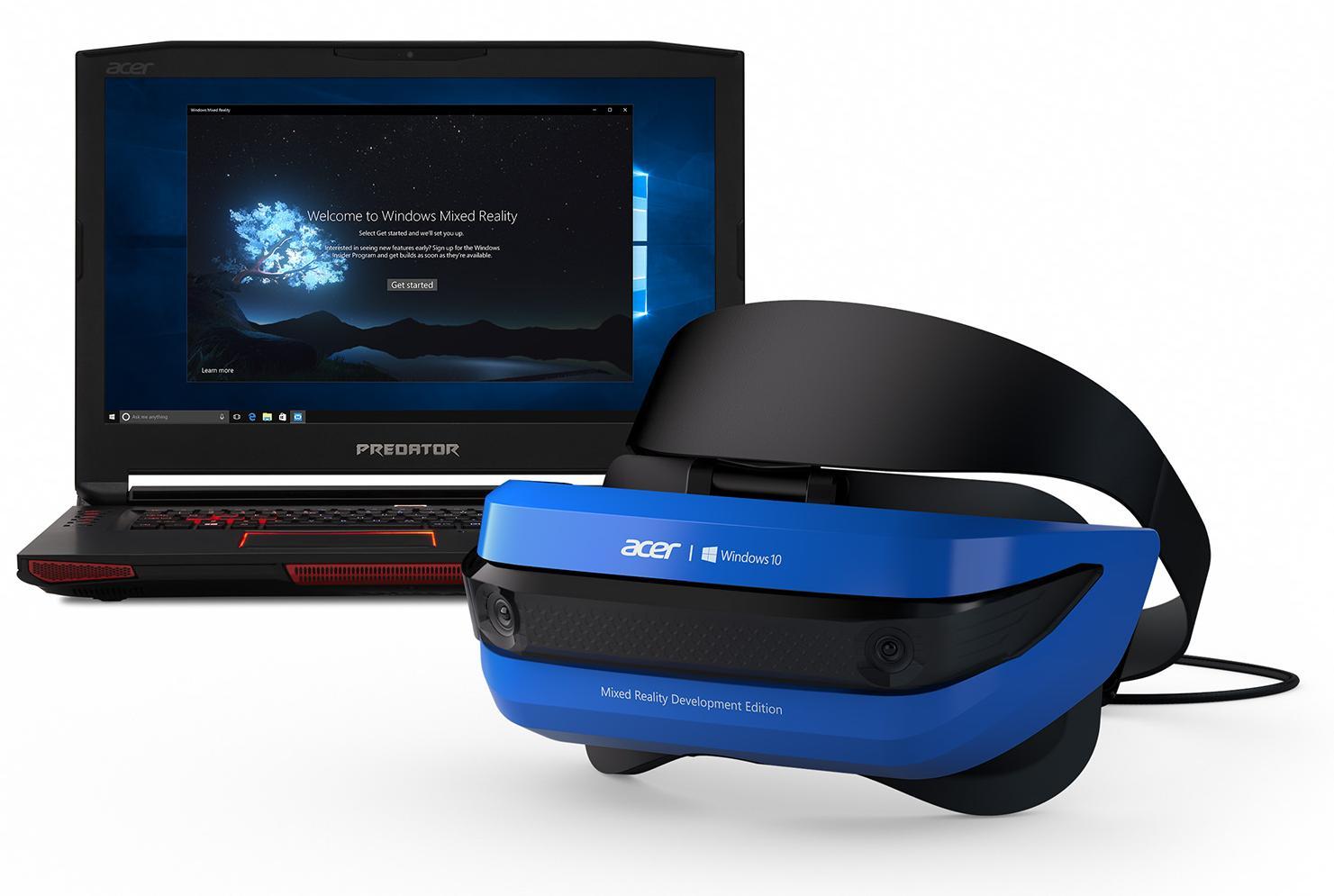 Karácsonyra jöhet az Acer windowsos VR szemüvege - PROHARDVER ... 89e92bf061