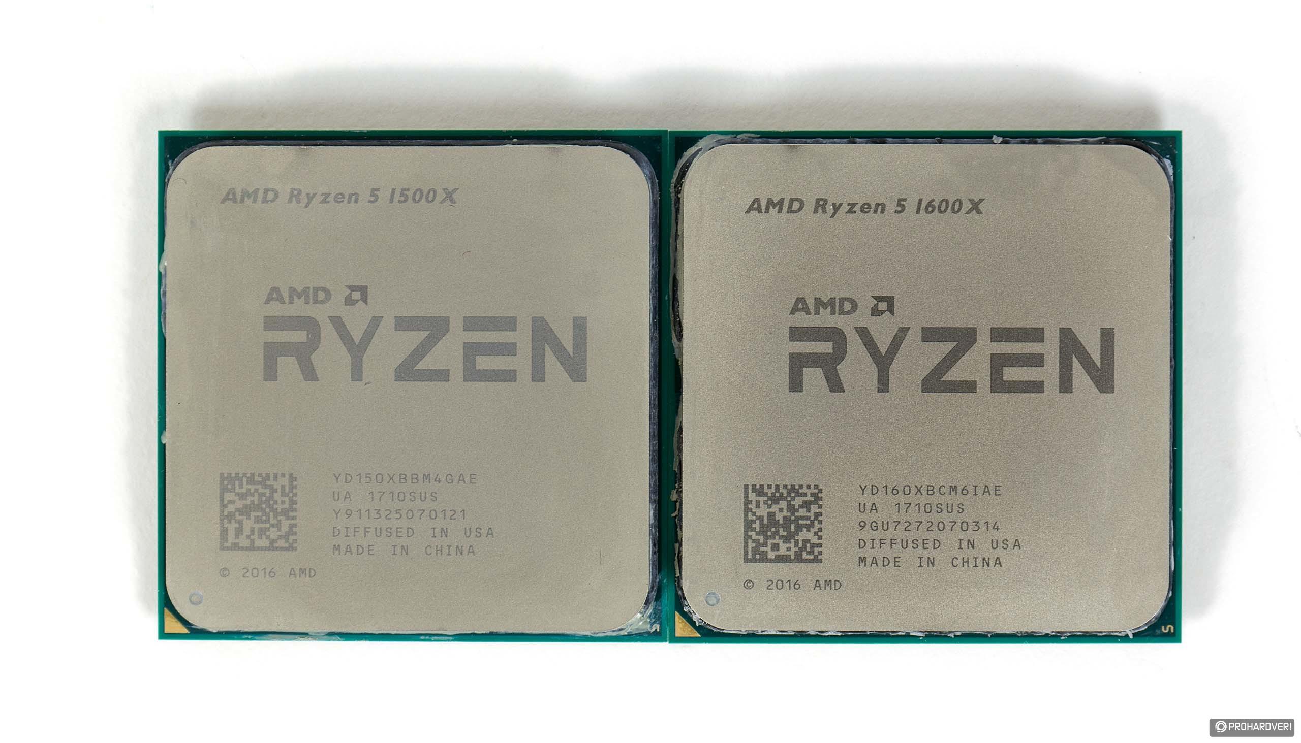Processzorhelyzetkép – fókuszban az AMD Ryzen - PROHARDVER