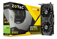 Zotac GeForce GTX 1070 Ti Mini / AMP Edition / AMP Extreme Edition